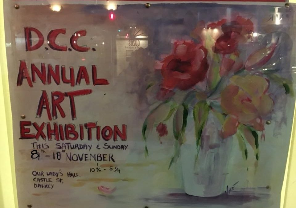 Dalkey Community Council's Art Exhibition 2019