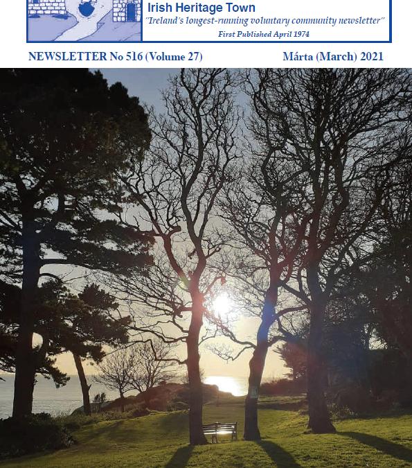 March 2021 Newsletter